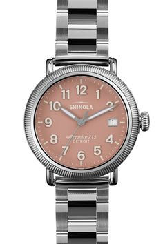 Beautiful Shinola Women's Runwell 38mm Watch