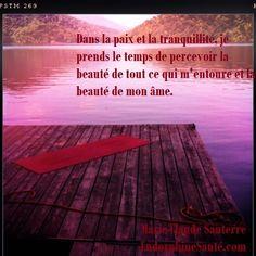 Marie-Claude Santerre, yoga www.endorphinesante.com