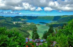 Azores - I NEED to take my kids there one day....it's their heritage.
