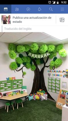 Classroom decor - 26 Fun and Easy Activities and Crafts for Kids on Cold Winter Days MyKingList com Classroom Setting, Classroom Design, Classroom Displays, Classroom Themes, Forest Theme Classroom, Preschool Classroom Decor, Classroom Decoration Ideas, Primary School Displays, Preschool Decorations