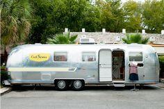 El gusto por lo Vintage - Caravanas convertidas en tiendas de ropa