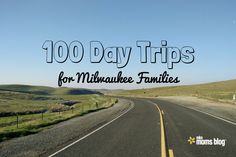 Hit the Road! Here is a list of 100 adventures to take from Milwaukee, all within a three-hour (or less) drive. Wisconsin Road Trips for everyone! One Day Trip, Weekend Trips, Weekend Getaways, Day Trips, Travel With Kids, Family Travel, Wisconsin Vacation, Wisconsin Attractions, Stuff To Do