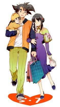 dragon ball z Dragon Ball Z, Dbz Multiverse, Manga Anime, Anime Art, Db Z, Goku And Vegeta, Nerd Art, Z Arts, Cute Anime Couples