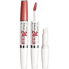 Maybelline SuperStay 24 Hour Lipcolor More & More Mocha