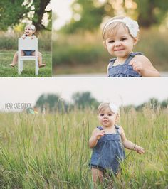 Fort Collins and Loveland First Birthday Portraits