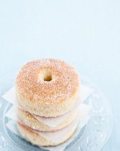 La ciliegina sulla torta: Doughnuts!