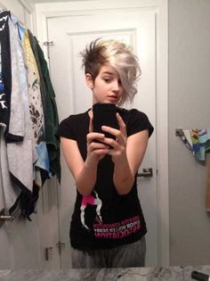 20 New Short Girl Haircuts | http://www.short-haircut.com/20-new-short-girl-haircuts.html