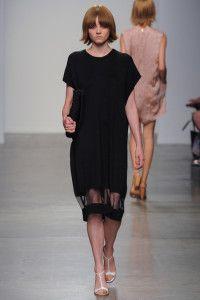 Black Dress A Detacher 2014 :)  see more http://www.hawanim.com/?p=10816 #fashion #style #outfit #dress #adetacher