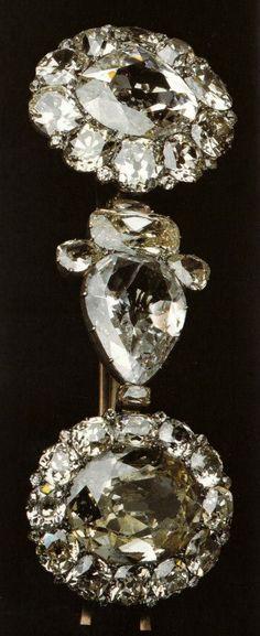 Queen Maria I's Diamond Ornament