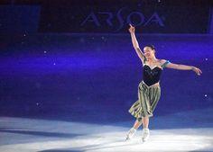 2014年7月20日(日)「アナと雪の女王」の主題歌に乗せて滑る。 (520×373) 浅田真央の歩み:朝日新聞デジタル http://www.asahi.com/special/timeline/201505-asadamao/