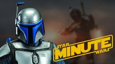 The Legend of Jango Fett - Star Wars Minute