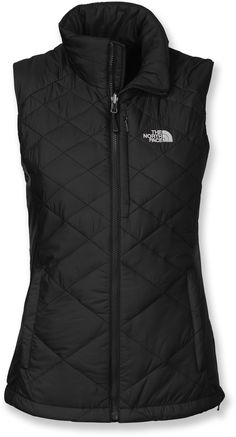 The North Face Redpoint Vest - Women's - Alaska gear Fall Winter Outfits, Autumn Winter Fashion, Winter Vest, The North Face, North Faces, North Face Women, Vest Outfits, Poncho Outfit, Black Vest Outfit