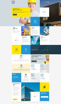 CreAtive WordPress Themes Collection
