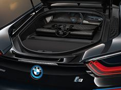 Louis Vuitton creates exclusive travel bags for the stunning BMW i8 | Luxurylaunches