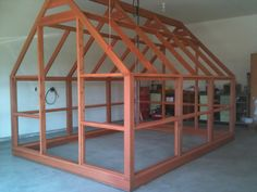 Greenhouse plans, designs and blueprints: Critically acclaimed hobby greenhouse frame construction.