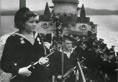 Anna Yurchenko, Infantería de Marina de la URSS.