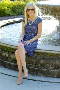 Life with Emily: The Perfect Lace Dress