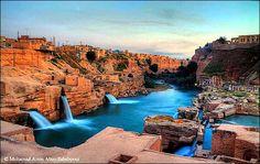 Shushtar, Iran. Iran Traveling Center irantravelingcent... #iran #travel #traveltoiran