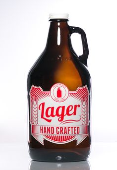 Haus Of Growlers/Southern Herd, Lager, Beer Styles Series, Hand Crafted, Craft Beer, Growler, 64 oz. growler Pictures by @booosborn