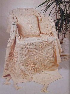 knit blanket inspiration