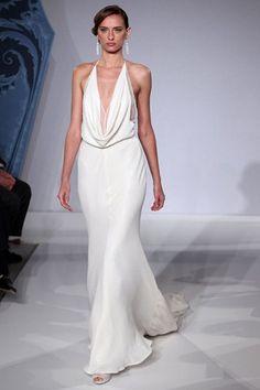 Mark Zunino for Kleinfeld Bridal Spring 2013