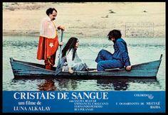 Cristais de Sangue (1975, Luna Alkalay) Preservação e difusão do acervo fotográfico da Cinemateca Brasileira | Banco de Conteúdos Culturais