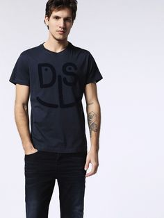 Diesel T DIEGO MD T Shirt: explore this product & the exclusive collection. Shop now on the official store!