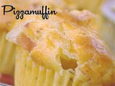 La ricetta della Pizza Muffin di Benedetta Parodi coningredienti e preparazione