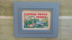 Captain Frog's Ferry-