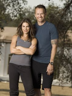 Jillian Michaels & Bob Harper