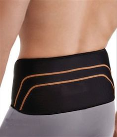a808d8e7d1 Pin and Share Adjustable Copper-Infused Neoprene Back Support Belt for Lower  Back Muscles Share