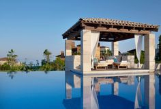 The Romanos, a Luxury Collection Resort, Costa Navarino - Cabana pool
