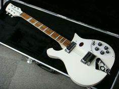 """Rickenbacker Limited model 620 """"Snowglo"""""""