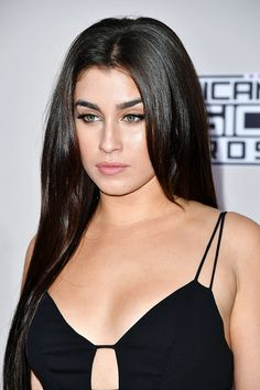 Fifth Harmony attend the 2016 American Music Awards at Microsoft Theater on November 20, 2016 in Los Angeles, California.