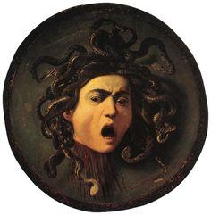 Medusa (Foto: Wikimedia/Caravaggio)