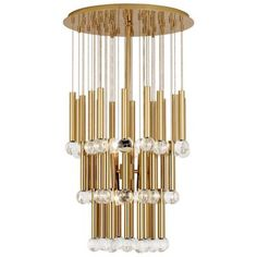 Milano Twinkle Chandelier by Jonathan Adler Lighting at Lumens.com