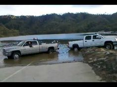 More Failed Off Roader Recoveries: Redneck!!...Hold my beer, and watch this!
