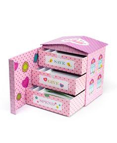 Girl Design Piggy Bank, Kids Playing, Decorative Boxes, Parenting, Design, Boys Playing, Money Box, Children Play