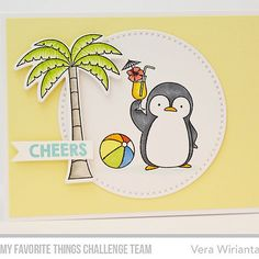 New @mftstamps sketch challenge is up! Cheers! Link on profile. #mftstamps | by Vera Wirianta Yates