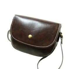 Hot Retro Women Messenger Bags Chain Shoulder Bag Leather Crossbody New women's handbags women bag Lady's bag mulheres bolsas