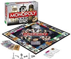 If you are a Whovian or are buying gifts for a Doctor Who fan then the Dr Who Yahtzee edition is something you will definitely want to take a look at. A great Dr Who Gift and a great game as well. Dr Who, Monopoly Board, Monopoly Game, Serie Doctor, Mary J Blige, Doctor Who Gifts, Sonic Screwdriver, Traditional Games, Thing 1