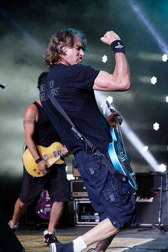 . Rick Springfield live at Freedom Hill 8-11-16.  Photo credit: Ken Settle