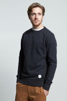 Shop for Saturdays Surf NYC Sweatshirts for Men | Bowery in Black | Incu