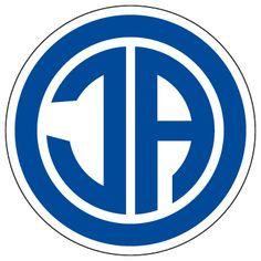 IA Akranes (old logo) Ns Logo, Logo Site, Team Mascots, Jaguar Land Rover, Great Logos, Commercial Vehicle, Japanese Cars, Ford Motor Company, Buick Logo