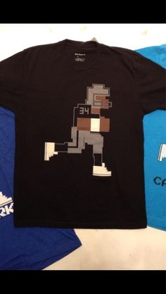Bo Jackson Tecmo Bowl Tee    Available through phone orders. Follow   StatusHSV for 4f604101a
