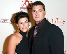 Shane McMahon and his wife Marissa Mazzola-Mcmahon Mcmahon Family, Shane Mcmahon, Stephanie Mcmahon, Wwe Couples, Wwe Tna, Wife And Girlfriend, Professional Wrestling, Flirting, Superstar