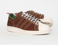 #adidas Superstar 80's #Bedwin #Sneakers