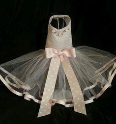 Pink Fling! Dog Dress, TuTu, Harness, Dog Clothes, Pet Apparel on Etsy, $30.00