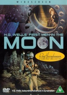 Available in: DVD.First Men in the Moon is an H. Welles cinemadaptation from director Nathan Juran. When scientists in the year 1964 are confused Fiction Movies, Sci Fi Movies, Good Movies, Science Fiction, Movie Tv, Steampunk Movies, Fantasy Posters, Famous Monsters, Instant Video