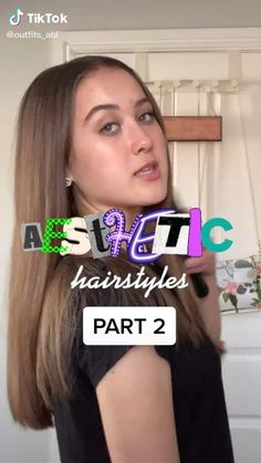 Cute Simple Hairstyles, Easy Hairstyles For Long Hair, Trendy Hairstyles, Girl Hairstyles, Hair Tips Video, Hair Videos, Indie Hair, Indie Scene Hair, Pinterest Hair